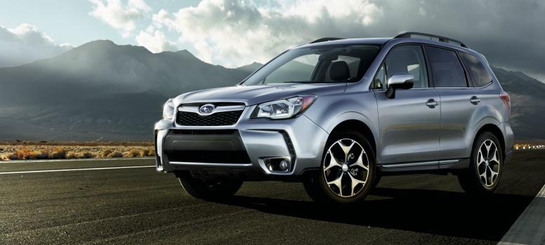 Subaru fabrica hasta julio 571.116 coches, un 5 % más que en 2015