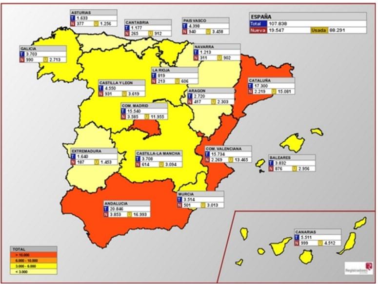 Los extranjeros se lanzan a por la vivienda en España