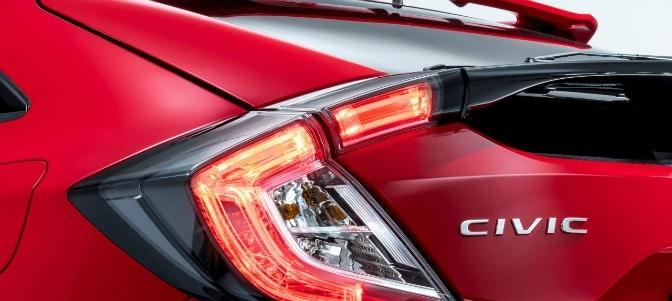 Honda presentará en París el Civic 5 puertas