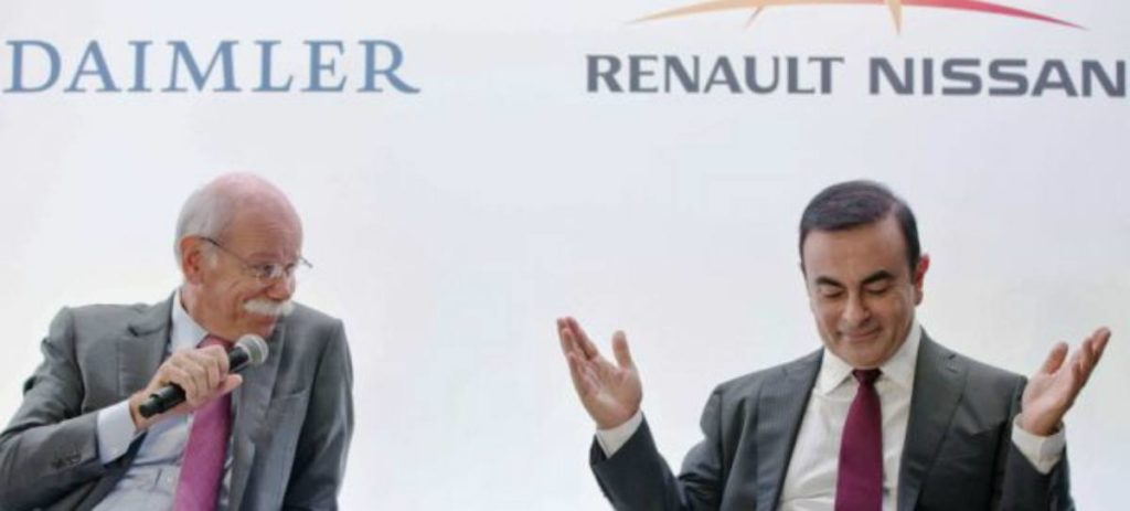 """""""Daimler es uno de los peores valores en 2018"""""""
