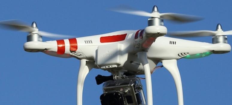 Mapfre lanza un seguro para drones