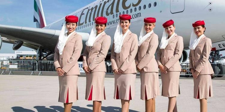 Emirates selecciona tripulantes de cabina en Barcelona y Madrid esta semana