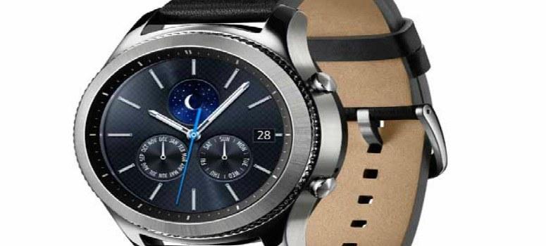 Samsung amplía su gama de smartwatches con Samsung Gear S3