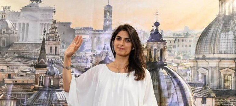 La desastrosa gestión de la alcaldesa populista de Roma