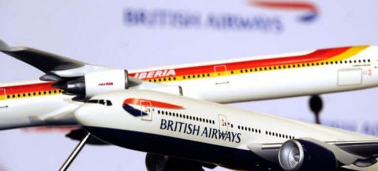 Iberia y British Airways cobrarán 9,5 euros por billetes comprados en los GDS