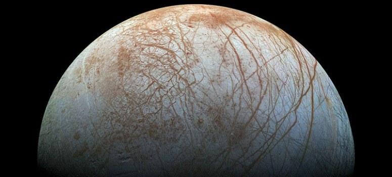 La NASA anuncia un sorprendente descubrimiento en Europa