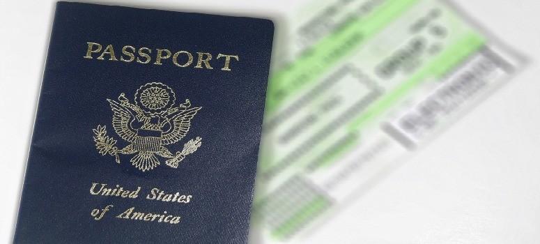 pasaporte azul