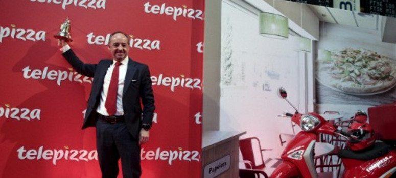 KKR pide a la CNMV autorización para su opa sobre Telepizza