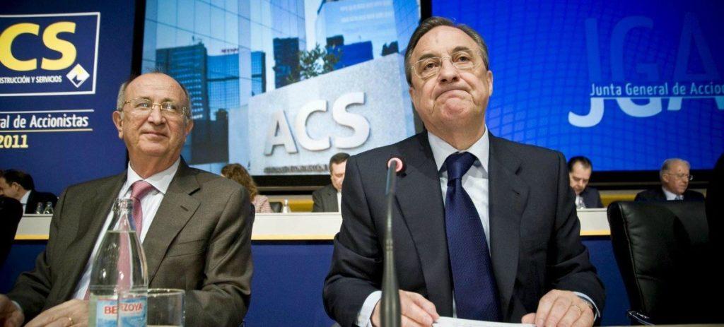 """""""Creo que ACS acabará rompiendo la resistencia en 36,50"""""""