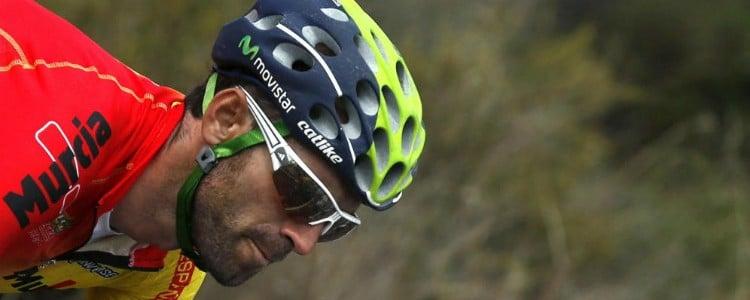 Alejandro Valverde se queda sin Mundial