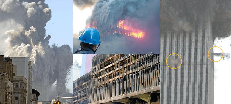 """Las torres gemelas cayeron por una """"demolición controlada"""""""