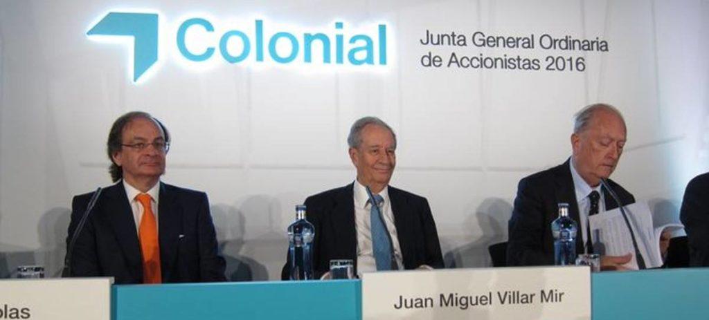 Colonial adelgazará en Francia y estudia la venta de oficinas a Hispania
