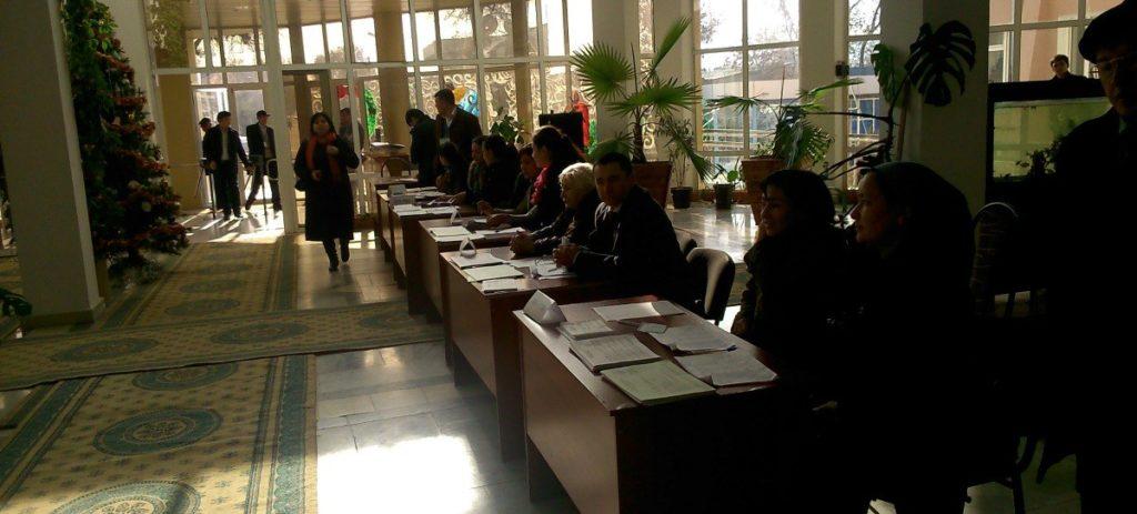 Instituciones de la sociedad civil participan en los preparativos para las elecciones en Uzbekistán