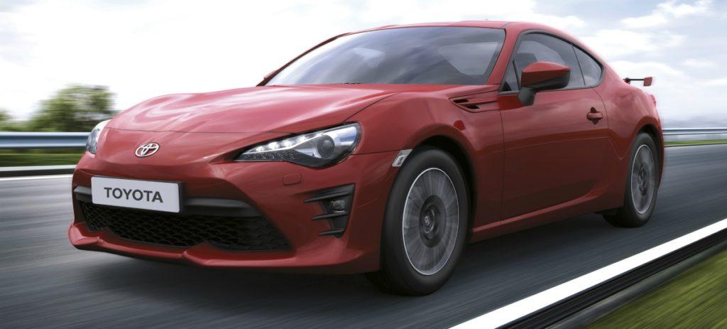 Llega el nuevo Toyota GT86, renovado y más agresivo