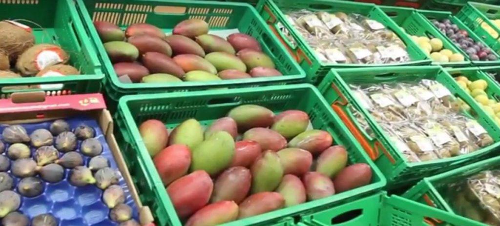 Mercadona inicia la campaña de mango 100% español