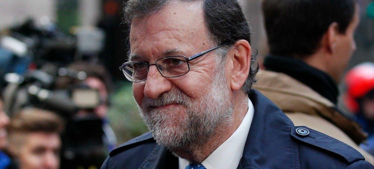 Nuevo lapsus de Rajoy en inglés al preguntarle cuándo será investido