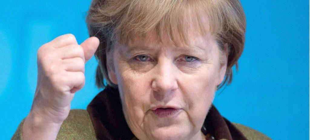 """""""La coalición de Merkel se puede tambalear tras la reunión de la UE"""""""