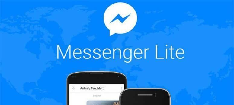 Facebook se expande con Messenger Lite