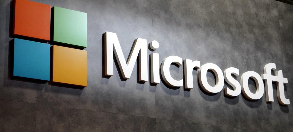 """""""Aguantaría la posición en Microsoft, su aspecto es fantástico"""""""