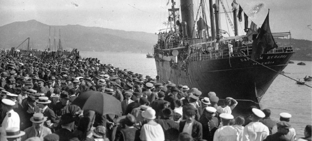 Reflexiones en torno a la migración