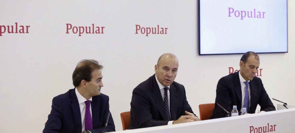 Banco popular despidos del 25 de su plantilla en portugal for Banco popular e oficinas