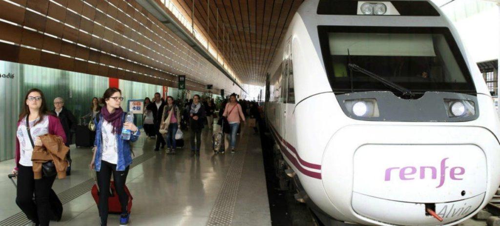 Las rebajas llegan al tren con descuentos de hasta el 70%
