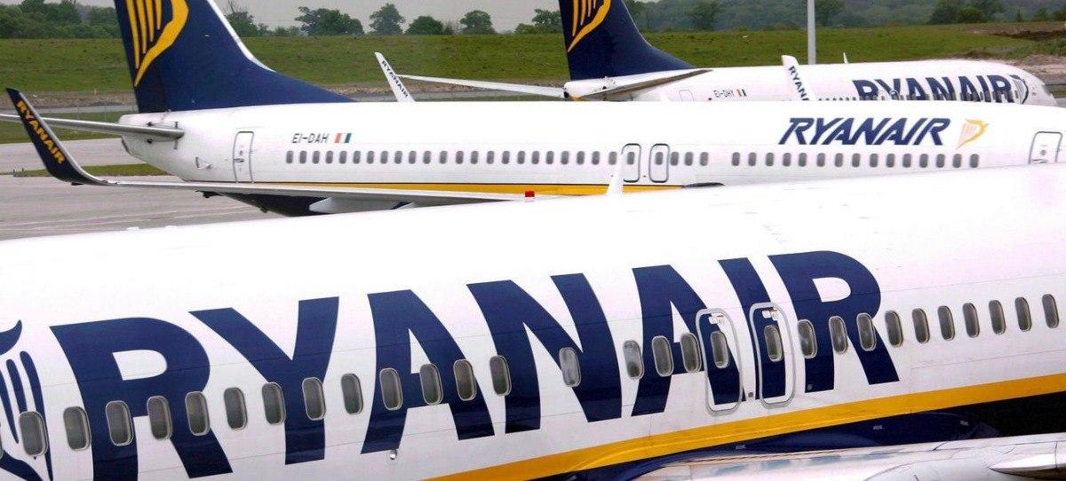 Ryanair despedirá a 512 empleados en España
