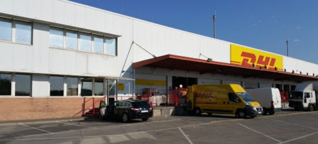 Dhl construir un centro log stico en el aeropuerto de barajas for Dhl madrid oficinas