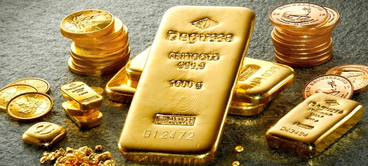 Crónica del oro con Degussa