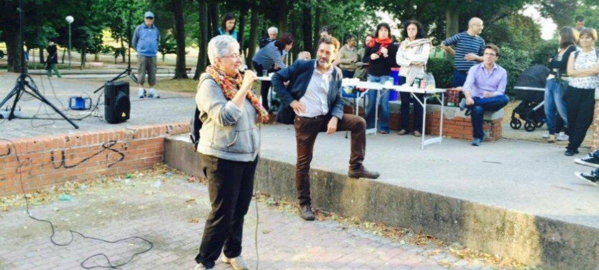 Galcerán, concejal de Ahora Madrid y con 9 inmuebles, apoya a los okupas del Patio Maravillas