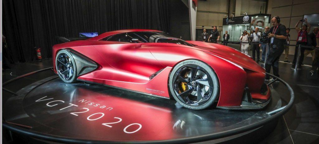 Nissan Concept 2020: de la pantalla a la realidad