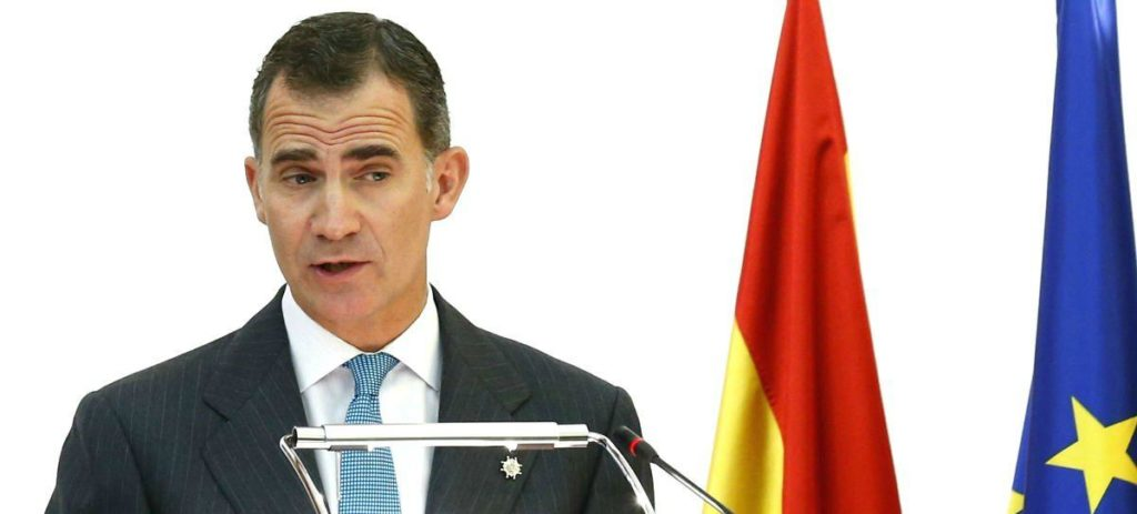 Javier López Madrid, íntimo amigo de Felipe VI