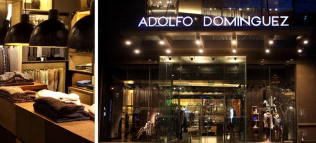 Las ventas de Adolfo Domínguez suben por primera vez en cuatro años