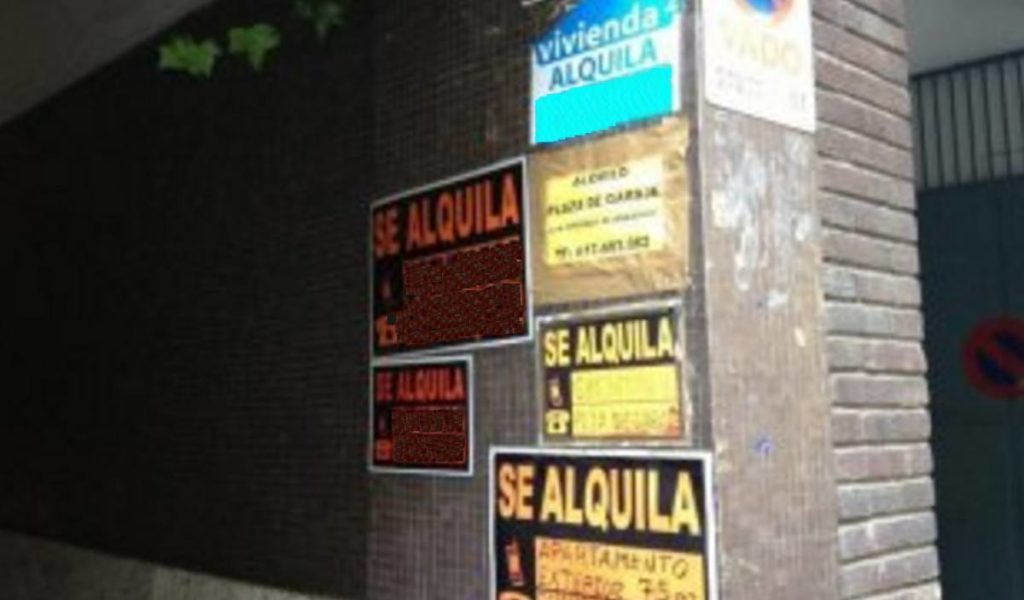 OCU advierte:  el precio del alquiler en Madrid y Barcelona es alarmante