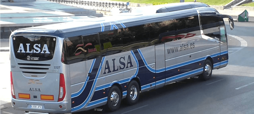 Alsa, Ouibus, National Express y Marino Bus crean una red europea de autobús