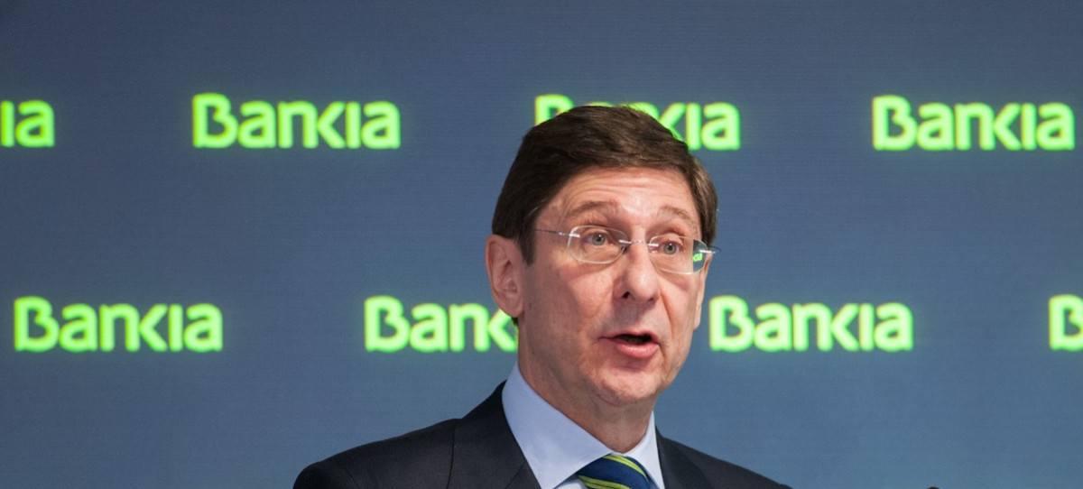 S&P mantiene la nota de Bankia y su matriz tras su fusión con BMN