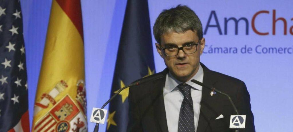 """""""Hay que reforzar el comercio entre EE.UU. y España"""""""