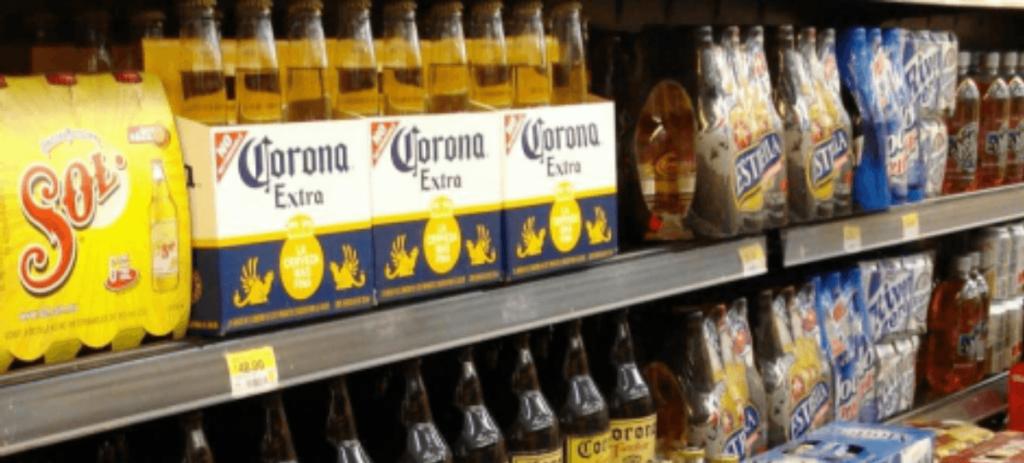 La cerveza Corona apuesta 4.000 millones al futuro del cannabis