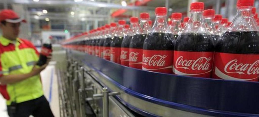 El beneficio de Coca-Cola se desploma un 81% en 2017