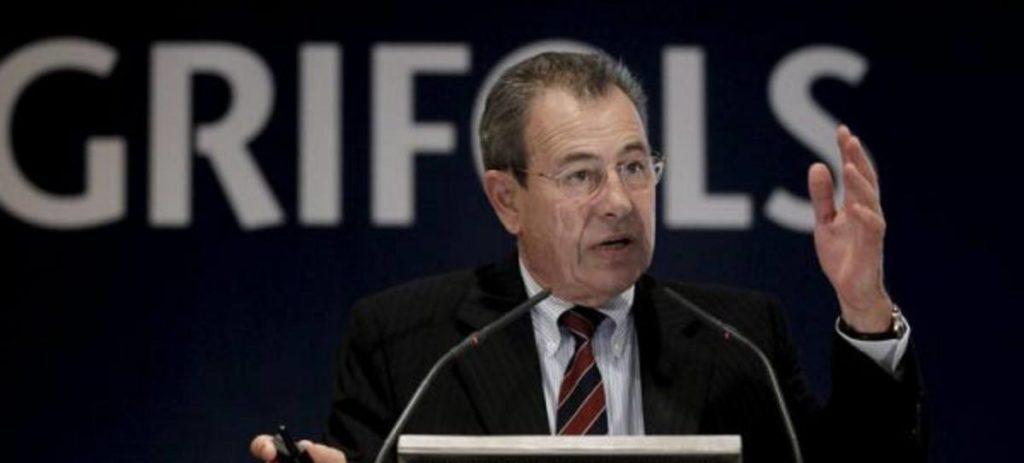 Grifols invertirá 1.400 millones hasta 2022 y se propone producir hemoderivados en China