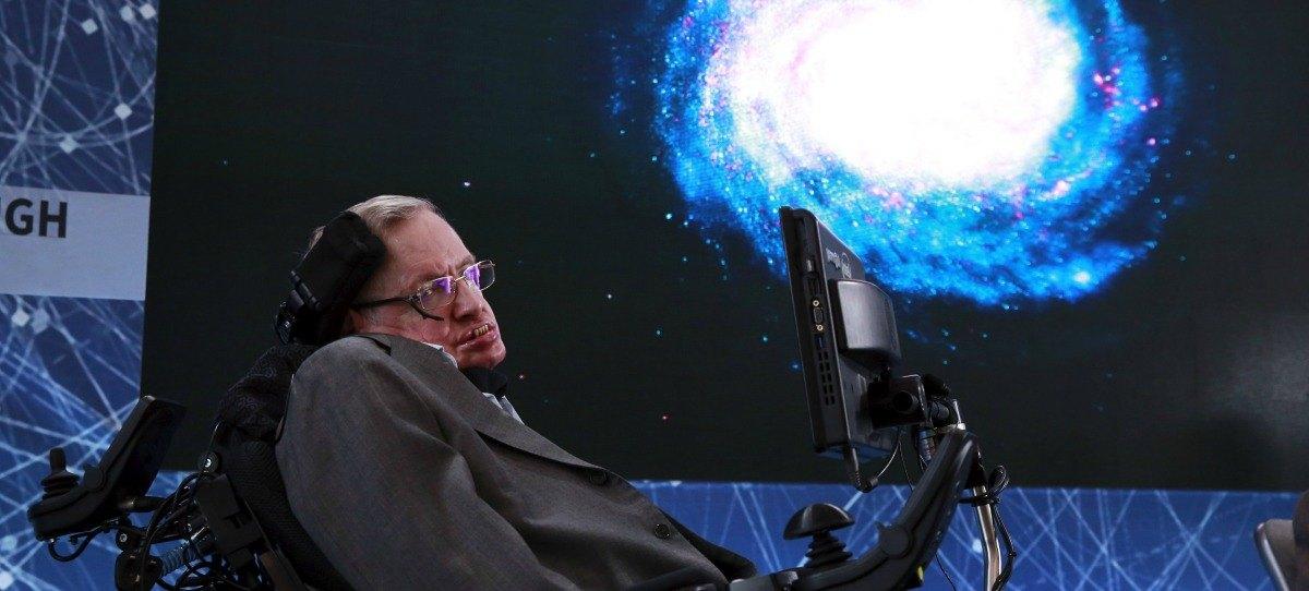 Hawking: «Los humanos deben abandonar la Tierra en 30 años»