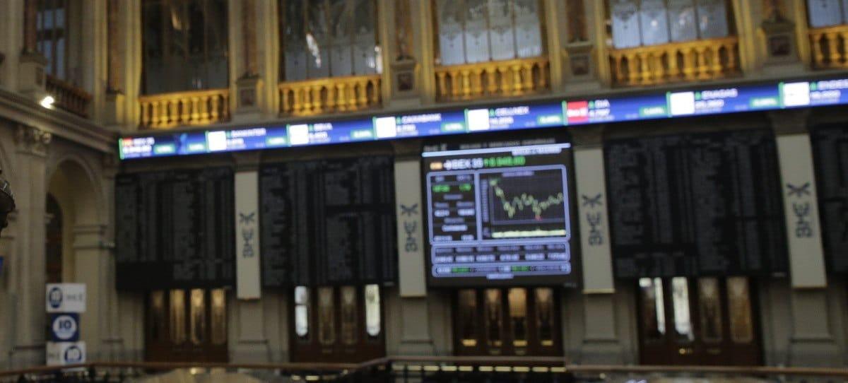 El IBEX 35 recibe a Donald Trump con una caída del 4%