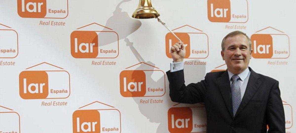 Lar España triplica el dividendo, hasta los 0,338 euros brutos por acción