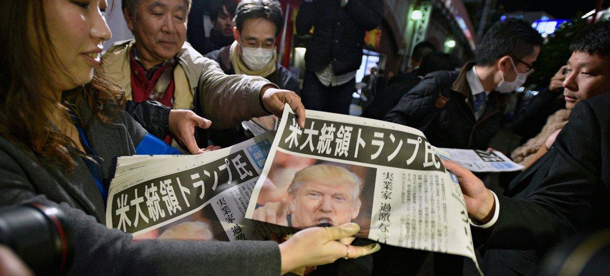 El Nikkei perfora al alza los máximos del terremoto de Kobe del 95