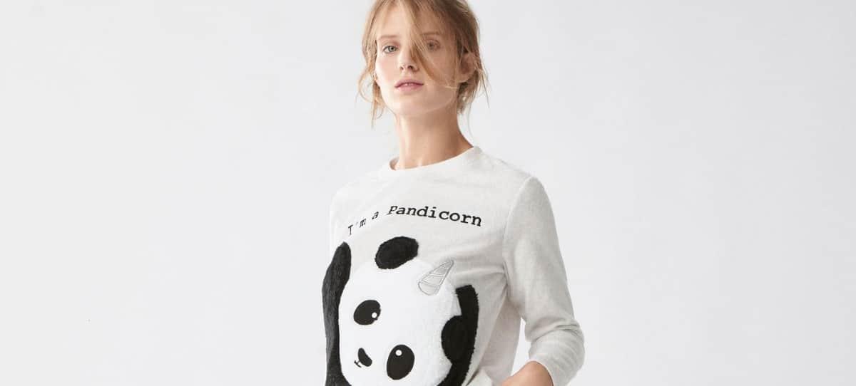 Pandicorn, la prenda de Oysho (Inditex) que triunfa de cara al Black Friday
