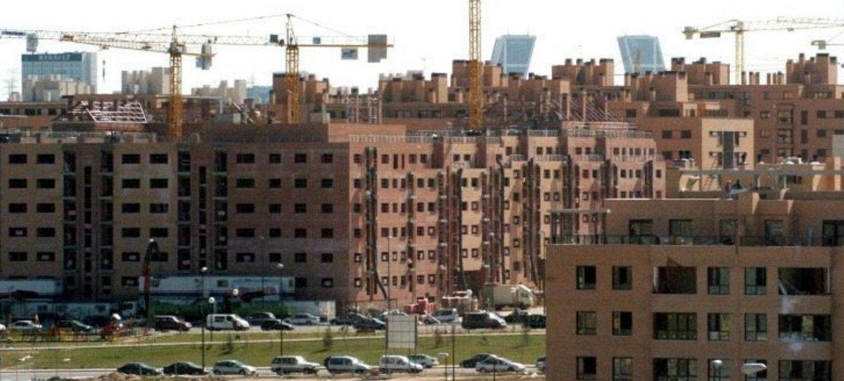 El precio de la vivienda se dispara en España a mayor ritmo que en Alemania