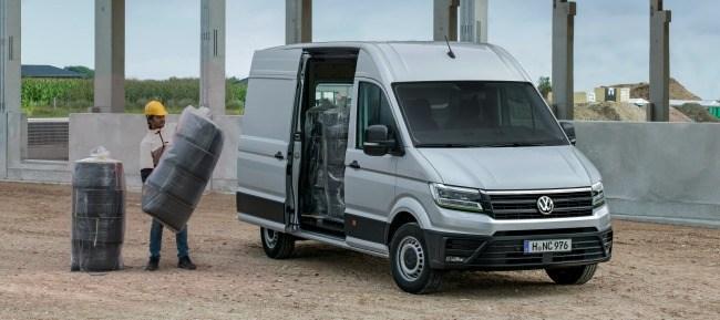 Volkswagen Vehículos Comerciales presenta el nuevo Crafter