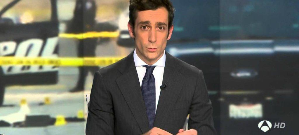 El error en directo de Álvaro Zancajo, el nuevo director del Canal 24 horas de RTVE
