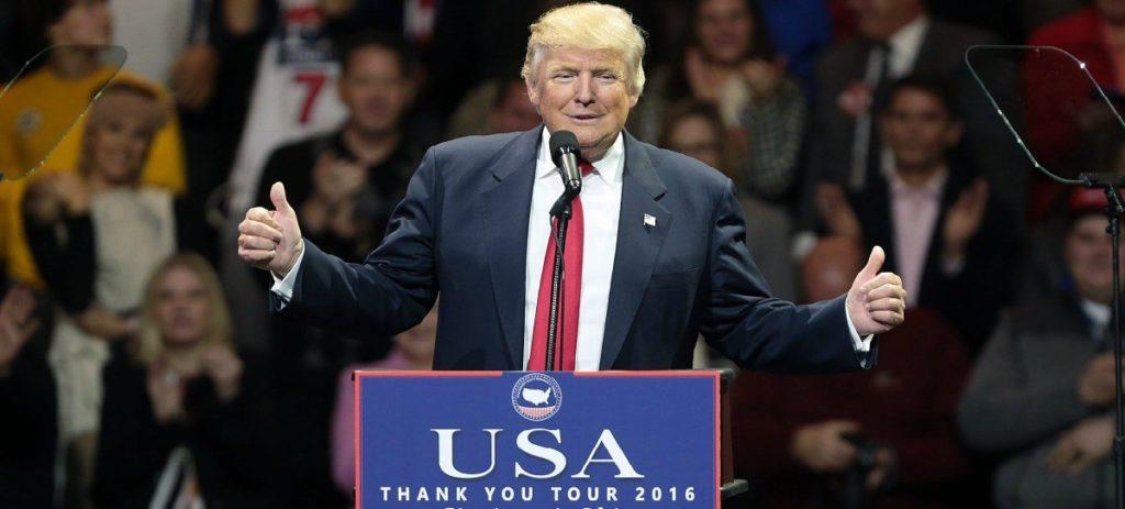 Trump: 'Seré el mayor creador de empleos que Dios ha creado'