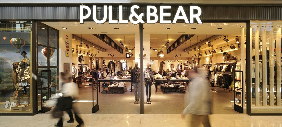 Pull & Bear, de Inditex, empieza a vender en EEUU a través de su canal online